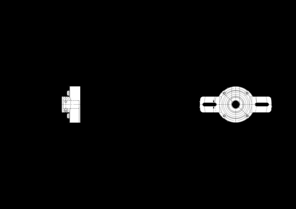 POSITAL IXARC UCD-IPH00-XXXXX-HSS0-VRW Incremental Rotary Encoder