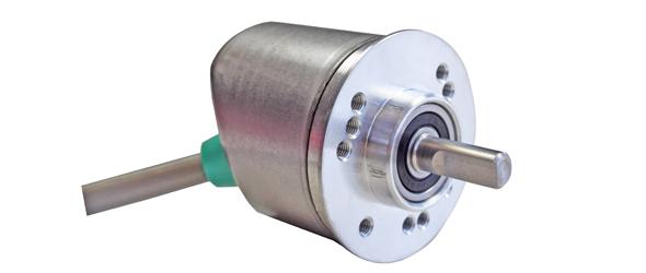 POSITAL IXARC UCD-IPT00-XXXXX-HBT0-2AW Incremental Rotary Encoder