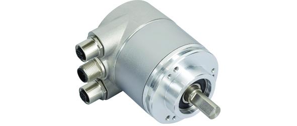 POSITAL IXARC UCD-IPR00-1024-M100-PAM Incremental Rotary Encoder