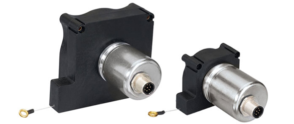 Wire Encoder | Plastic Housing For Cost Optimized Draw Wire Encoder