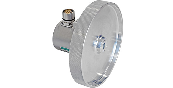 Measuring Wheels Turn Rotary Encoders into Linear Position Sensors
