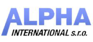 ALPHA international s.r.o.